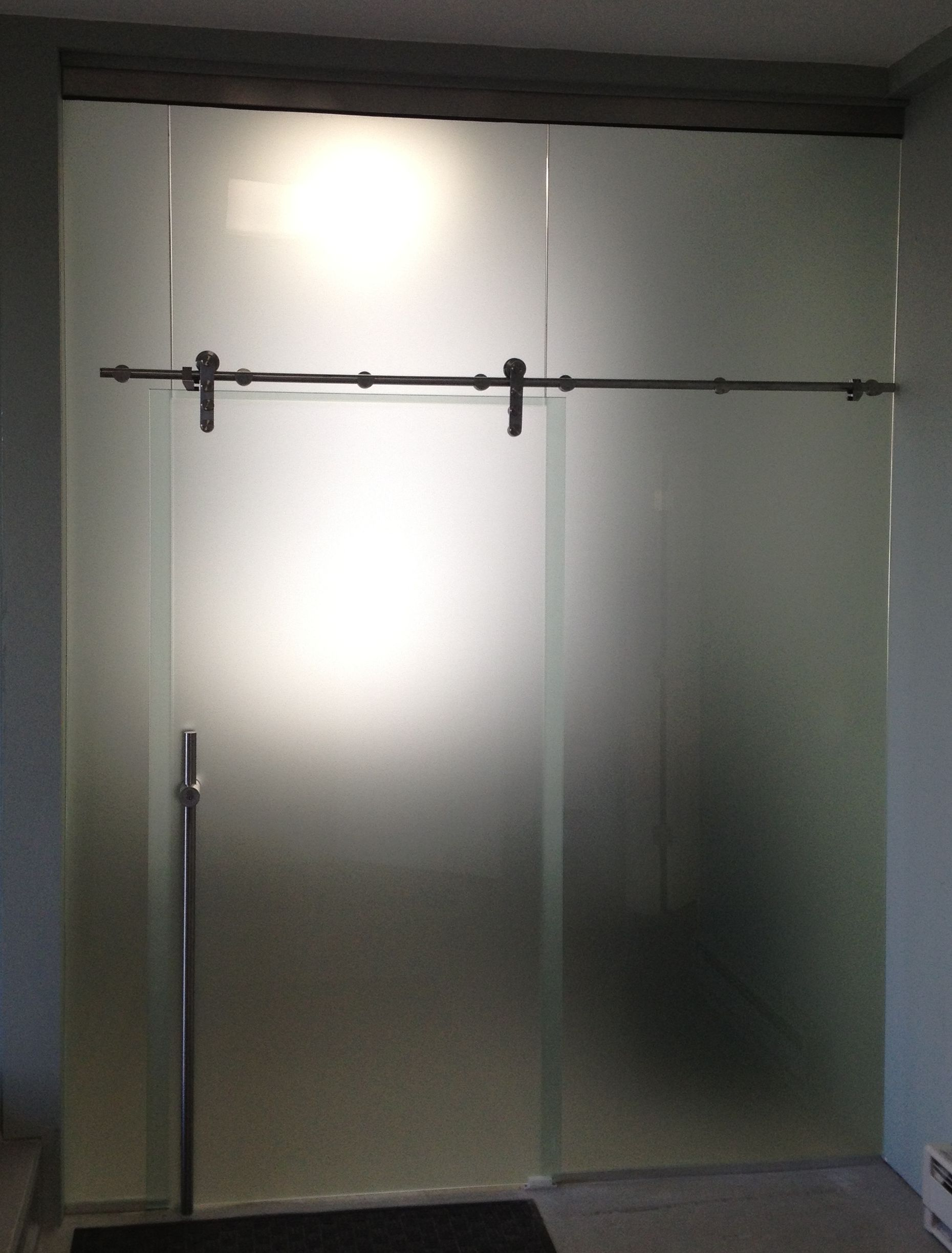 Architectural Easco Shower Doors