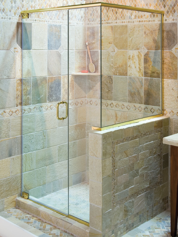 How To Clean Glass Shower