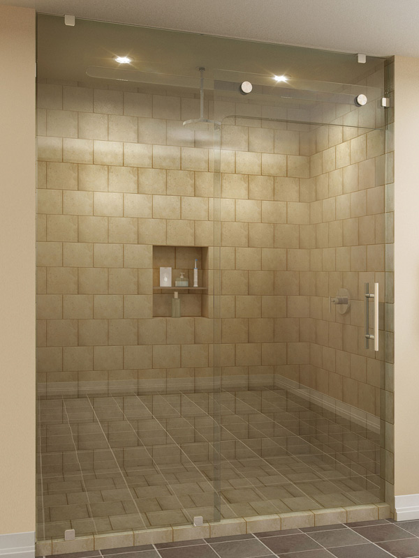 Enclosure Options | EASCO Shower Doors