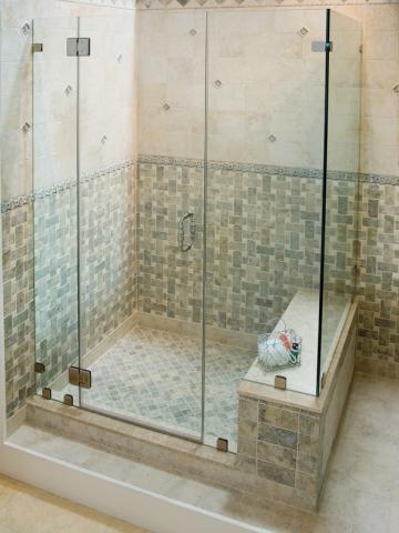 EASCO Shower Doors Company Frameless and SemiFrameless Shower
