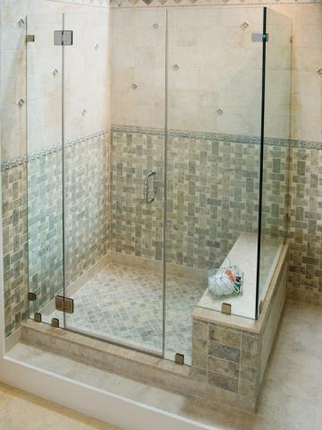 Easco Shower Doors Company Frameless And Semi Frameless Shower