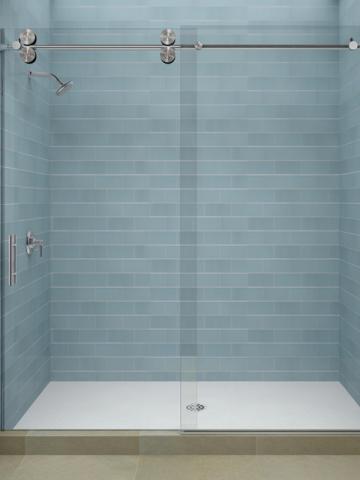 Easco Shower Doors Company Frameless And Semi Sliders